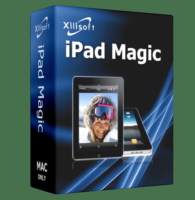 Xilisoft iPad Magic Platinum 5.7.33 Build 20201019 incl keygen