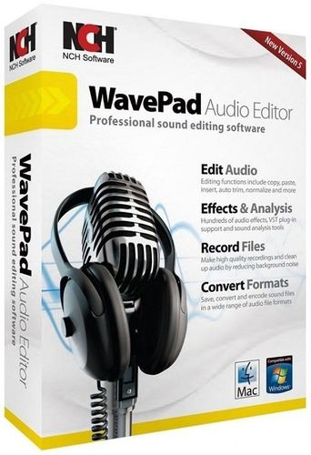 WavePad Sound Editor free download