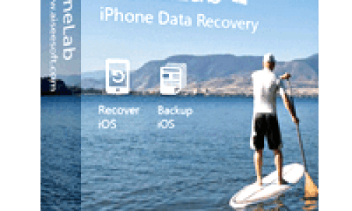 Aiseesoft FoneLab iPhone Data Recovery incl Patch