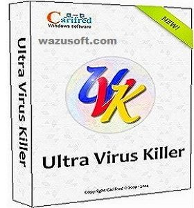 UVK Ultra Virus Killer with patch full version download