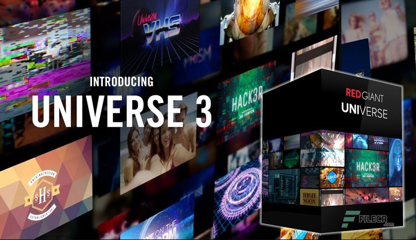Red Giant Universe incl patch free download