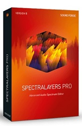 SpectraLayers Pro with patch free download