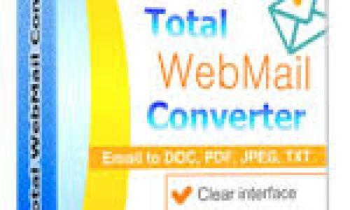 Total WebMail Converter incl Patch