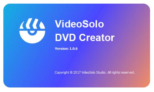 VideoSolo DVD Creator incl Patch