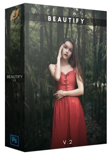 Beautify for Adobe Photoshop incl registration download