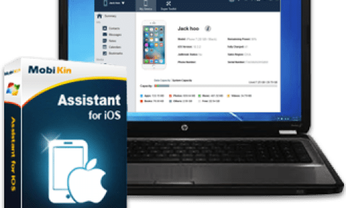 MobiKin Assistant for iOS 2.8.13 incl patch [CrackingPatching]