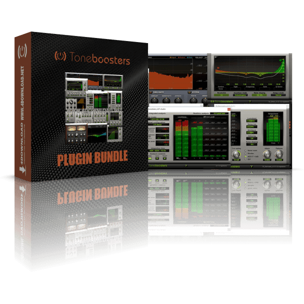 ToneBoosters Plugin Bundle 1.5.1