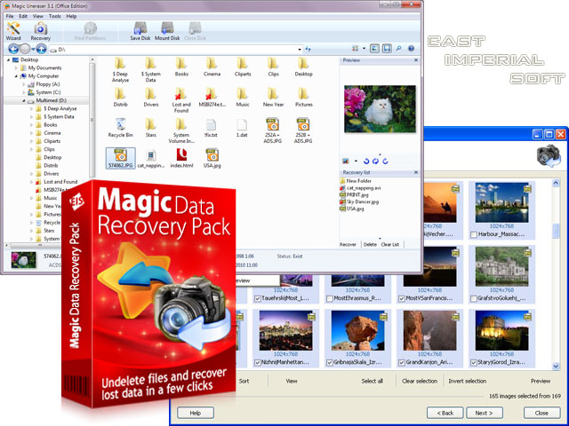 Magic Data Recovery Pack 3.5