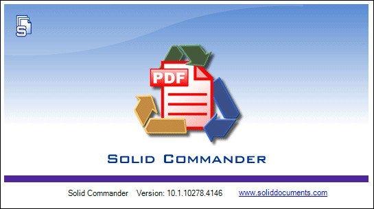 Solid Commander 10.1.11528.4540