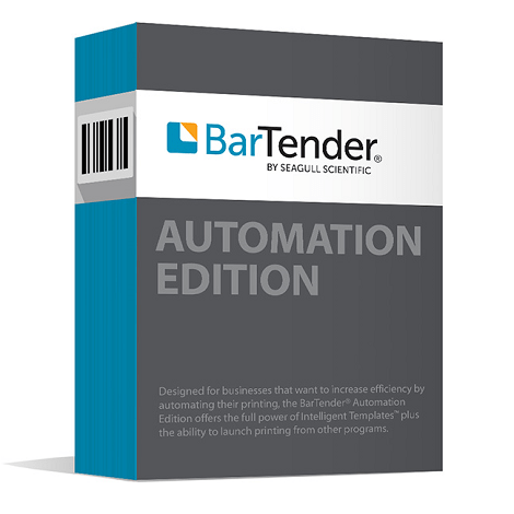 BarTender Enterprise Automation 2016 with patch download