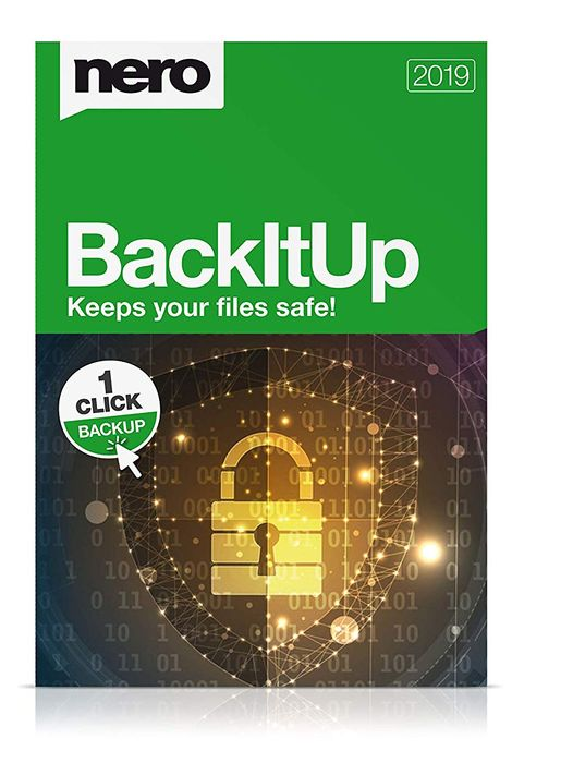 Nero BackItUp incl Patch full version download