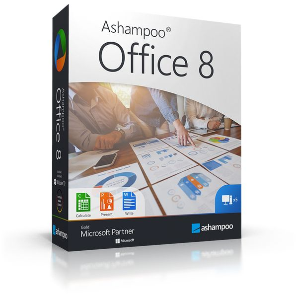 Ashampoo Office with patch download