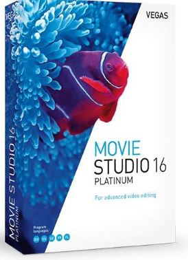 MAGIX VEGAS Movie Studio Platinum 16.0.0.175 Free Download