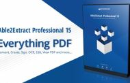 Able2Extract Professional 15.0.3 Free Download
