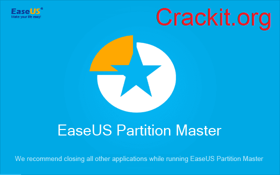 EaseUS Partition Master 15 Crack + Keygen Download 2021