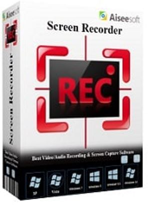 Aiseesoft Screen Recorder 2.1.82 Crack With Registration Code 2020