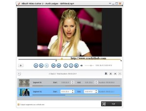 XiliSoft video Cutter Crack