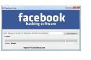 Facebook Hacker Pro 4.4 Crack