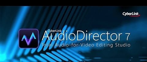 CyberLink AudioDirector 2018 Crack