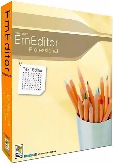 EmEditor Professional 18.0.0 Crack