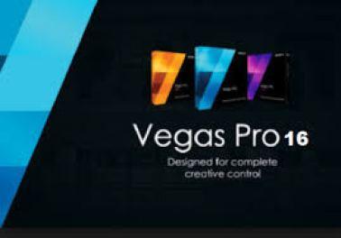 Sony Vegas Pro 16