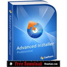 Advanced Installer 15.3