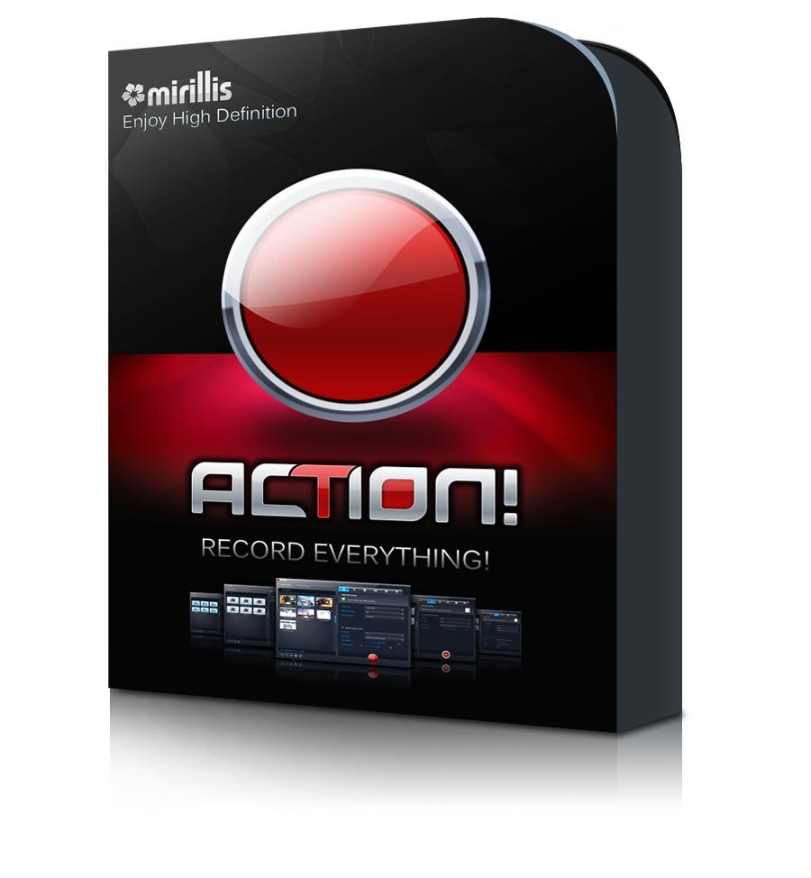Mirillis Action 3.9.0 Download Crack + Keys Torrent [2019]