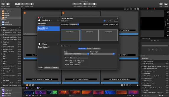 ProPresenter-screen-setup