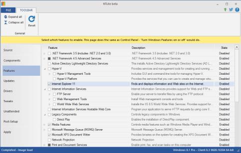 NTLite Crack 2.3.0 Build 8311 Latest 2021