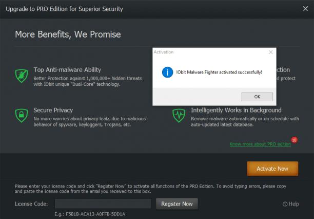 IObit Malware Fighter 6.0.1 Crack