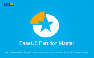 EASEUS Partition Master Home Edition 12.10 Crack