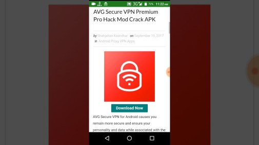 AVG Secure VPN 1.5.664 Crack