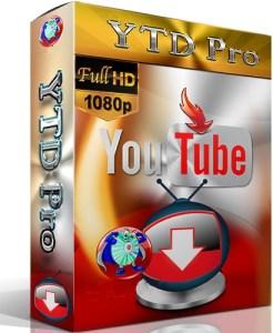 YTD Video Downloader PRO 5.9.9 Crack