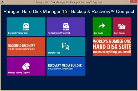 Paragon Hard Disk Manager 16.23.0 Crack