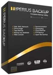 Iperius Backup 5.7.4 Crack