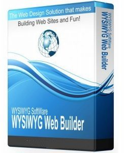 WYSIWYG Web Builder 14.2.0 Crack