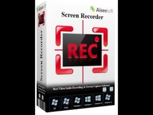 Aiseesoft Screen Recorder 2.1.16.0 Crack