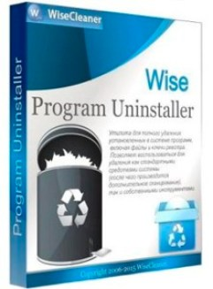 Wise Program Uninstaller 2.2.8 Build 128 Crack