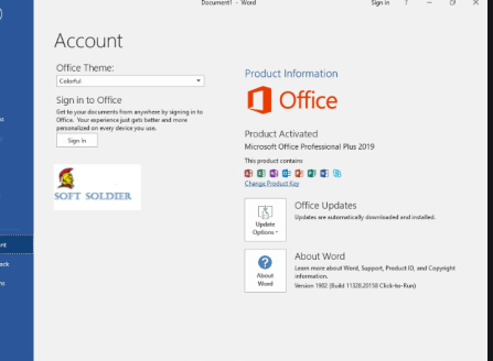 Microsoft Office 2020 Product Key + Full Crack ISO Download