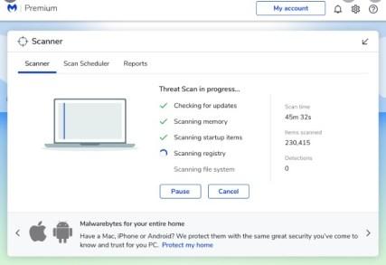 Malwarebytes 4.1.1.145 Crack Premium Full Incl License Keys 2020