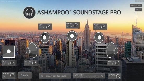 Ashampoo Soundstage Crack