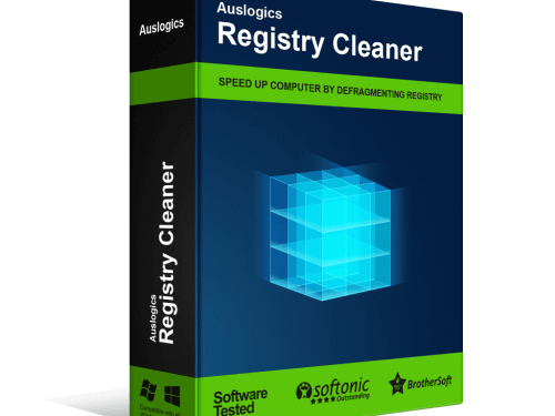 Auslogics Registry Cleaner Pro Key