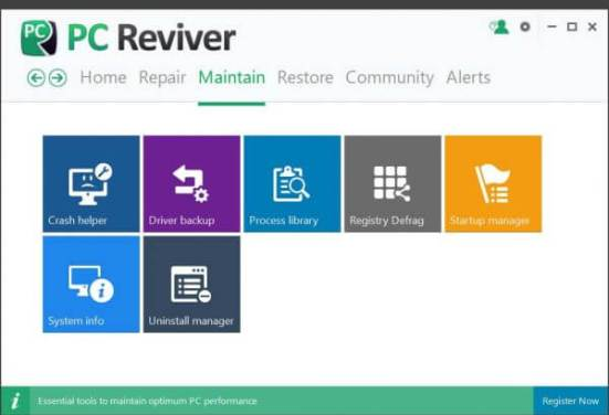 ReviverSoft PC Reviver License Key