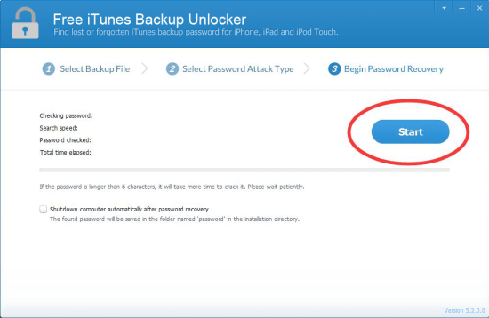 ThunderShare iTunes Backup Extractor Crack
