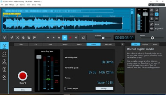 Magix Sound Forge Audio Cleaning Lab Crack