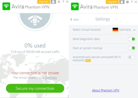 Avira Phantom VPN Pro Crack - Cracklink.info