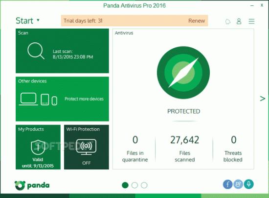 Panda Free Antivirus Crack - Cracklink.info