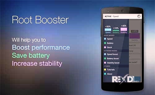 Root Booster Premium 3.1.0 APK Cracked is Here! [LATEST]