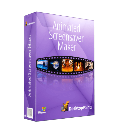 Animated Screensaver Maker 4.3.9 Crack + Serial Key [Latest]