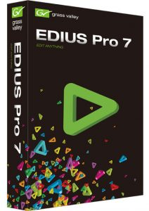 Edius Pro 7 Crack & Serial Key Free Download [UPDATED]